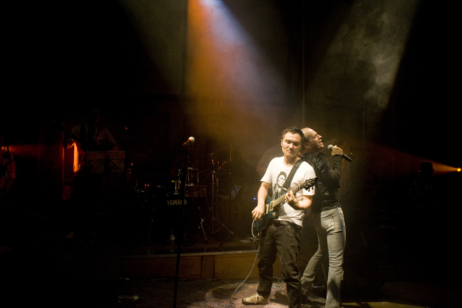 Show Dan Nakagawa convida Ney Matogrosso