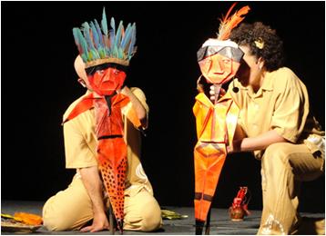 IRAKSU – O MENINO DA AMAZÔNIA
